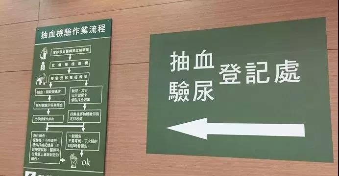 香港保险公司要求体检标准说明