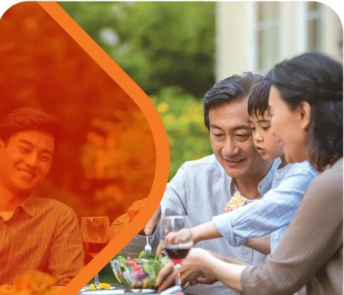 FWD富卫保险——盈聚世代&盈聚非凡分红储蓄保险